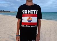 Tahaiti Special Edition T-Shirt by Bum Bum Beach