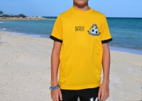 Official Beach Soccer Game Top (Gold) - CHILD