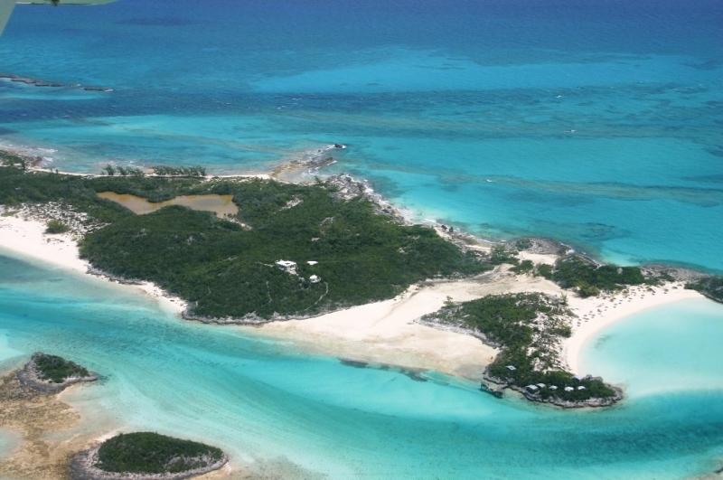 Saddle Back Cay Private Island Exuma Bahamas