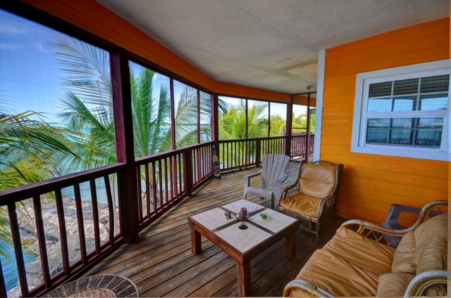 Tangerine House - House - Exuma, Bahamas