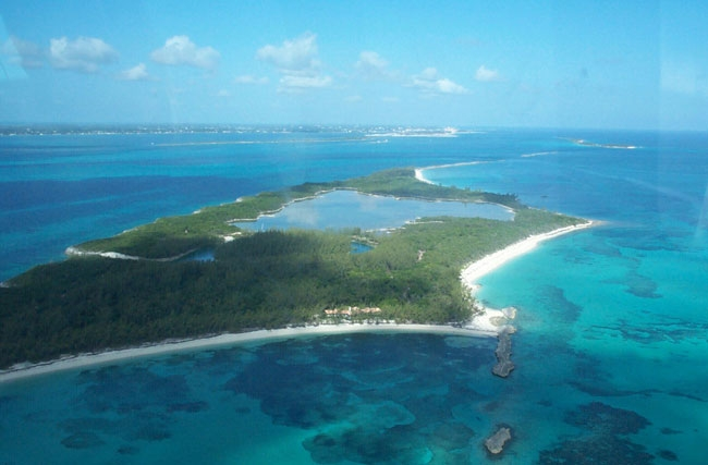 rose island beach and harbour club - vacant land