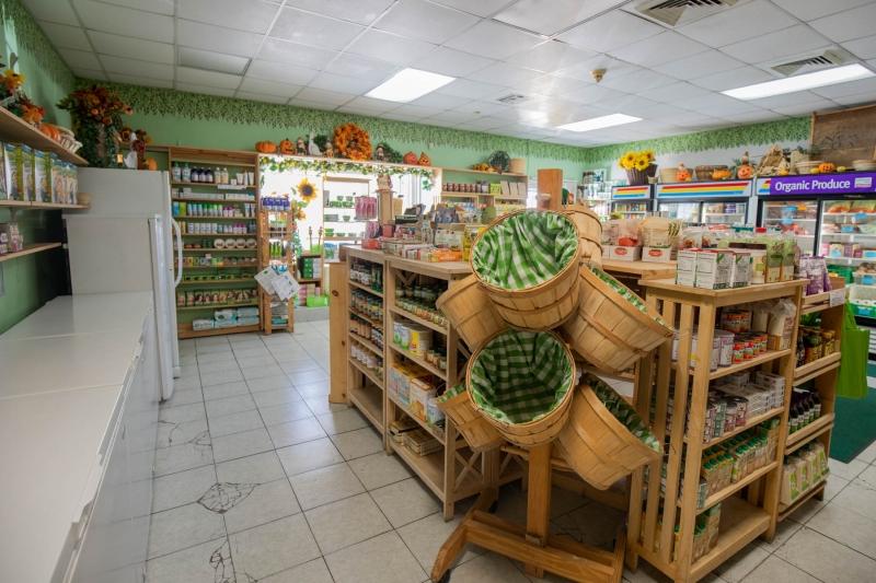 Organic Food Store Nassau Bahamas - Organic Food