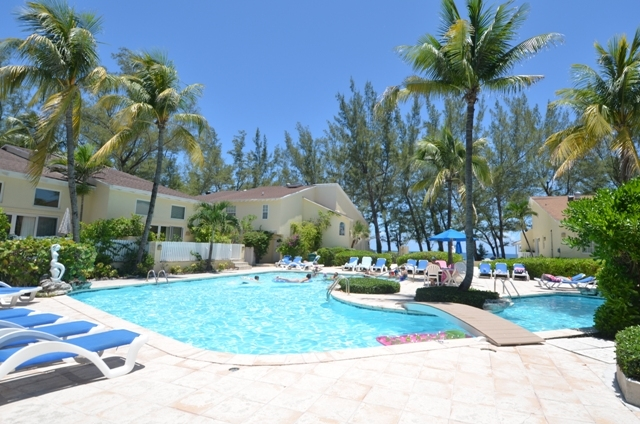 Sunrise Beach Villas Unit  Paradise Island Bahamas