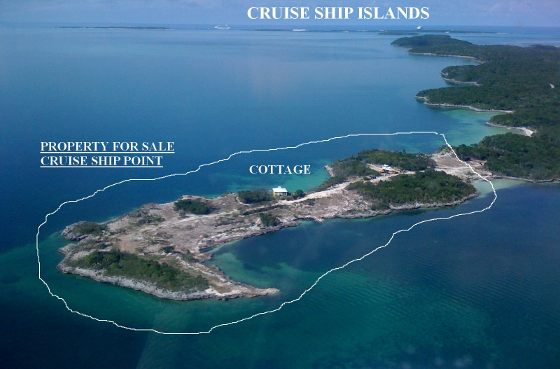 Cruise Ship Point, Berry Islands - House - Berry Islands