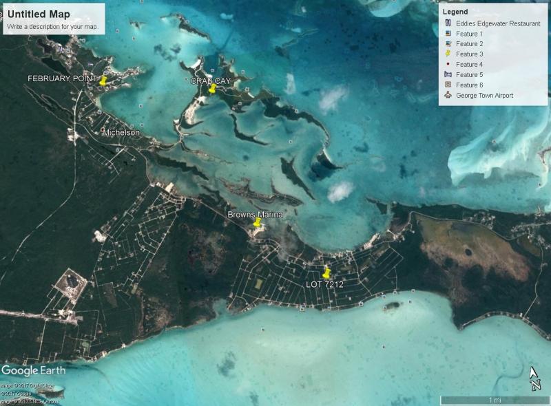 7212 Bahama Sound 11, Georgetown, Exuma - Vacant Land