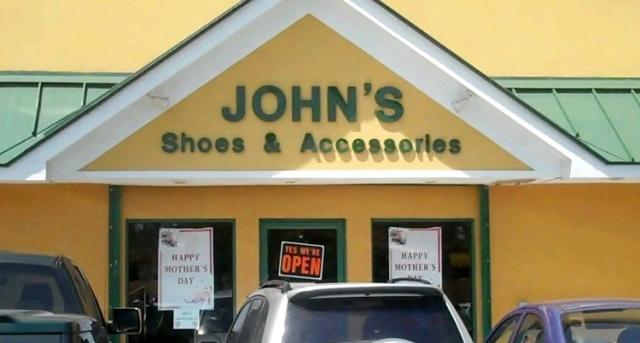 John S Shoe Store Carmichael