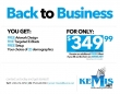 Back to Business Offer