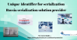Unique identifier for serialization Russia serialization solution provider