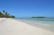 Beach at Swains Cay