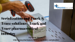 Serialization and Track Trace solutions Track and Trace pharmaceutical industry