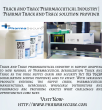 Track and Trace Pharmaceutical Industry Pharma Track and Trace solution provider