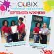 CUBIX Summer Sensation Winners September 2018