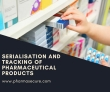 Serialization services for pharma manufacturing
