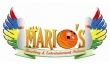 Marios Bowling and Entertianment Logo