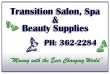 Transition Salon, Spa Beauty Supplies