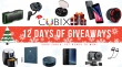 Prizes Surprises! CUBIX 12 Days of Giveaways