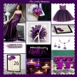 Purple Inspired Wedding